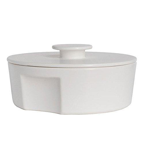 セラミックジャパン Ceramic Japan do-nabe 240 IH対応土鍋24cm ホワイト DN-240IH-WH  ホワイト B01MFXG4RT