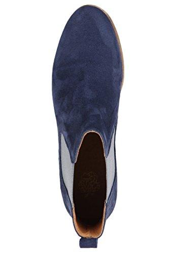of Boots Einsätze Eden Blue Manon Chelsea Dark Damen Apple UT4Hwqq