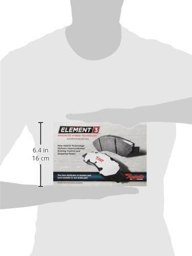 RM Brakes EHT787H Brake Pad Set