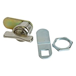 """Camco 44323 7/8"""" Thumb Operated Offset Cam Lock"""