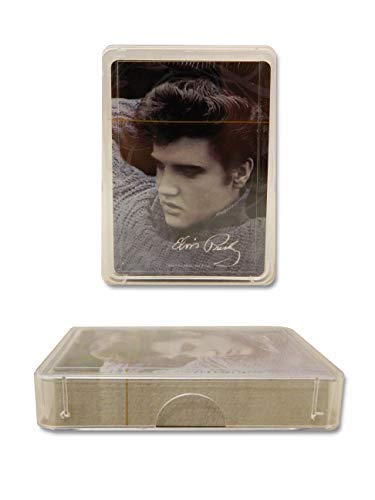 Midsouth Products Elvis Playing Cards - Elvis Presley Blue Sweater