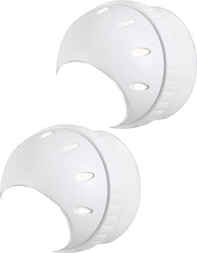 Light Night Directional Led - GE Light Sensing LED Night Light, 360° Rotation, 2 pk