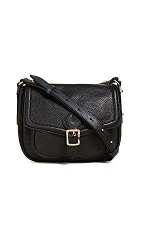 Annabel Ingall Women's Dakota Saddle Bag, Black, One - Dakota Bag