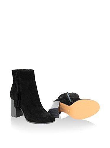 Gusto - 1760_PIGALLE_CROSTA_NERO - Schuhe Stiefel Schwarz
