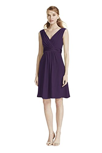 short-sleeveless-jersey-bridesmaid-dress-with-charmeuse-waist-band-style