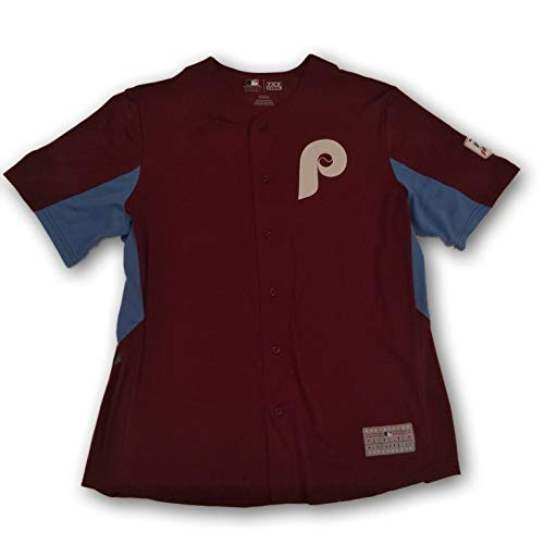 (Genuine Merchandise Mike Schmidt Philadelphia Phillies Dri Fit Throwback Jersey #20)