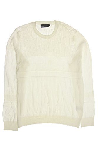 Vince Crew Neck Sweater (Off White, ()