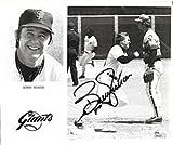Bobby Murcer Sf Giants Autographed Signature 8x10 Photo Bold Mint Autograph - JSA Certified
