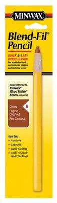 Wood Filler Pencil (Minwax 11006 No 6 Early American Blend Fil Pencil)