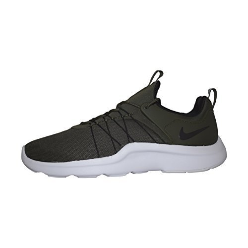 timeless design ab6c4 5fc38 Galleon - NIKE Darwin Sneaker Running Shoe (Cargo Khaki Black-White, 9.5  D(M) US)