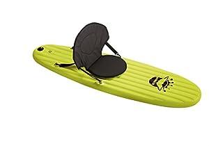 Wehncke Teenager Paddel- und Surfboard mit Pumpe und Paddel