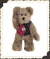 (Boyd's Bears Ubearty Bearyproud 913975 Genyoo Wine Boyds)
