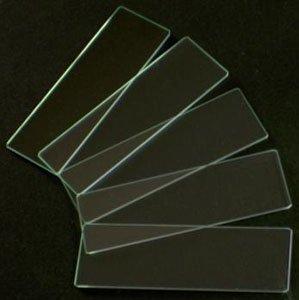 Microscope Slides Pack of 72 1x3