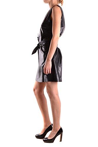 Msgm Vestito Donna MCBI217046O Cotone Nero