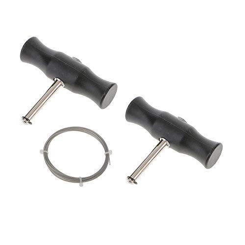 YUSHHO56T Windshield Removal Handle Maintenance Tools Repair Tool 3Pcs Car Windshield Windscreen Removal Installation Repair Replacement Tool Kit