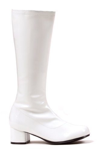 Dora White Child Boots (White Gogo Boots Cheap)