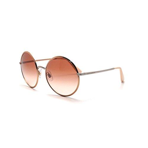 Sonnenbrille amp; Gabbana Pink Or Dolce DG2155 Browngradient Gold wEFAng