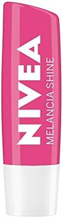 Protetor Labial Nivea Melancia Shine 4, 8G, Nivea, Melancia