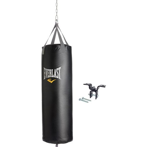 Everlast 70-lb Nevatear Heavy Bag Kit