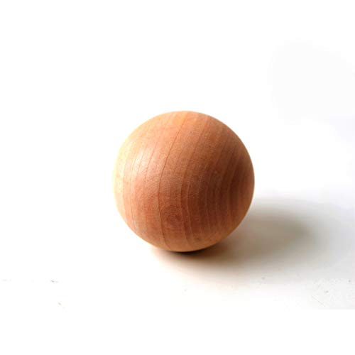 Replacement for Wine Decanter Wood Round Ball - Cork Stopper - Ball Cork - Package of 1 by Mobofix (Image #2)