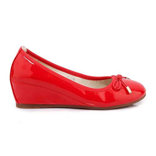 Sdc05970 Adeesu Mujer Cuña Red Con Sandalias Rwwqpda