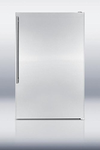 Summit FS603SSVH Refrigerator, Stainless-Steel by Summit (Image #2)