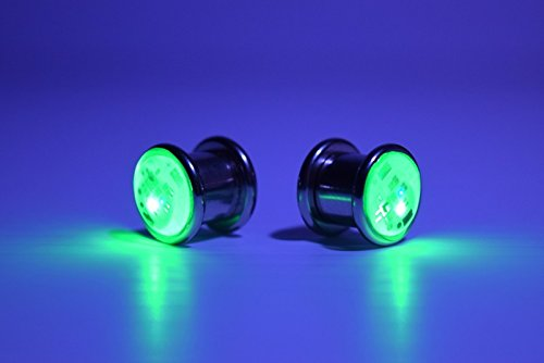 Led Light Up Ear Plugs in US - 2