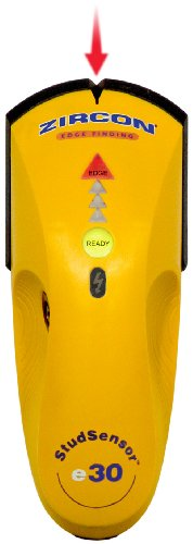 Zircon StudSensor e30 Electronic Stud Finder