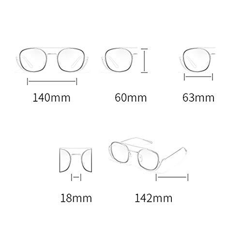 Femme Soleil de Couleur Nouvelles Harajuku Des soleil personnalité de coréenne E Sport lunettes Lunettes de Style D rétro fnn8wq1FS