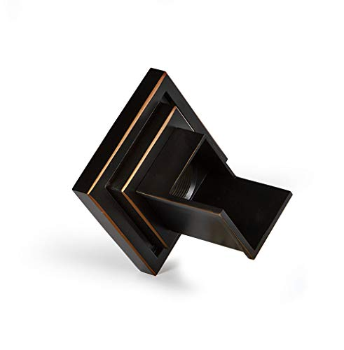 Atlantic Water Gardens WSV-S Wall Spout, Oil Rubbed Bronze Finish