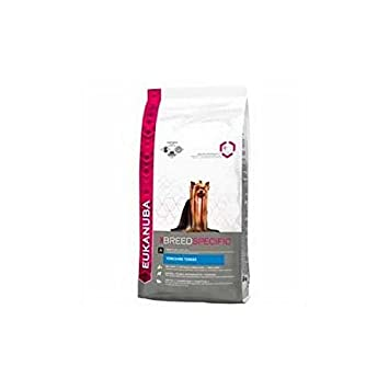 Eukanuba Yorkshire Terrier Adult Dog Food 2kg Amazon Com Grocery