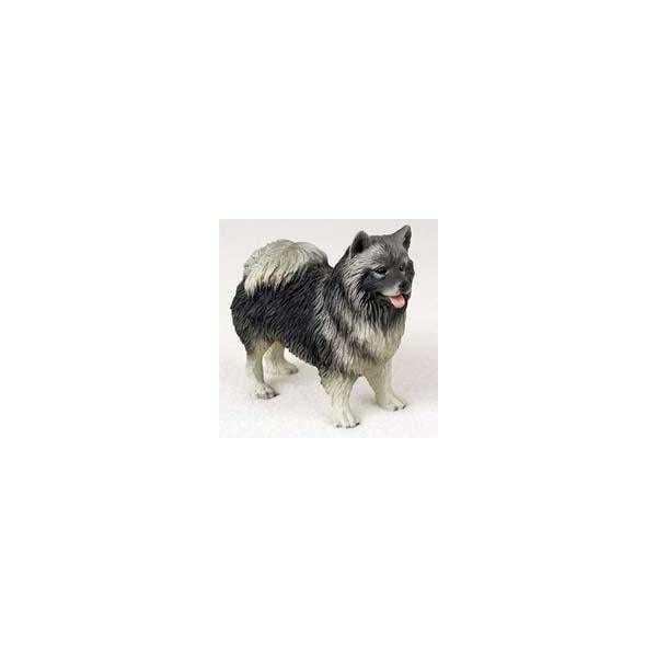 Keeshond - Figurine - Gift for Dog Lovers 1