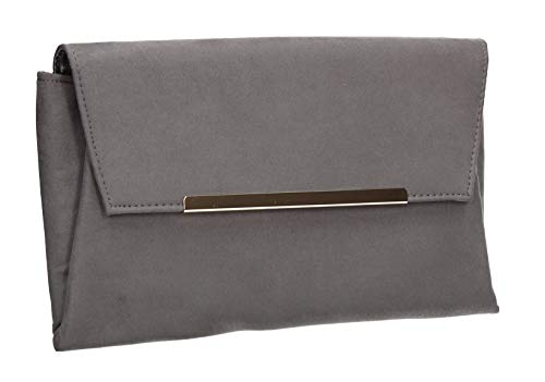 Donna Giorno Swankyswans Grey Unica Taglia Poschette qz5wxFEO