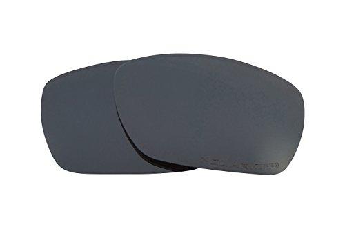 Best SEEK Replacement Lenses Oakley TINFOIL CARBON- Polarized Black - Oakley Lenses Tinfoil
