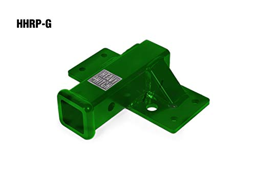 Rear 2 Inch Receiver Hitch Plate for John Deere 1000 Series Tractors
