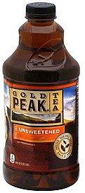 Gold Peak Iced Tea, 59 Fl Oz (Pack of 6) (Unsweetened)