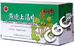Coptidis Combination Extract (Huang Lian Shang Qing Pian) by Unknown - Extract Combination