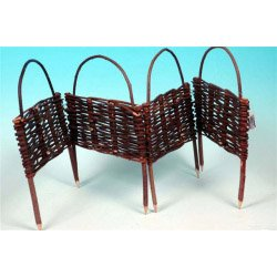 Incroyable Flexible Willow Garden Lawn Edging Border Partitions Ackerman Willow Hoop  Edge