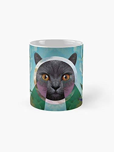 Chartreux 11oz Mug - Great gift for family and friends. ()