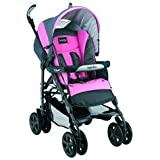 Inglesina Zippy Stroller Confetto Pink (Discontinued by Manufacturer)