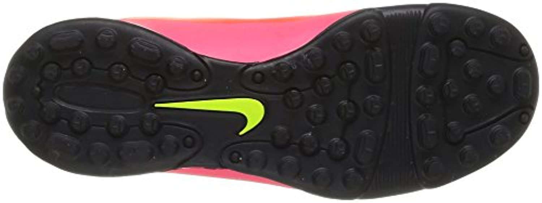 Nike Boys Hyper Venom Phade Football Boots, Red/Pink/Yellow/Black, 4.5 UK