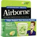 Airborne Effervescent Health Formula 10 tablets