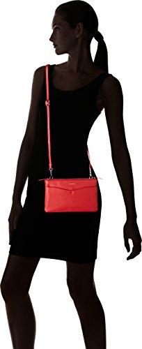 LE TANNEUR Valentine - billetera Mujer Rojo (Rouge)