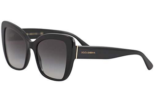 Dolce & Gabbana Women's 0DG4348 Black/Grey Gradient One Size