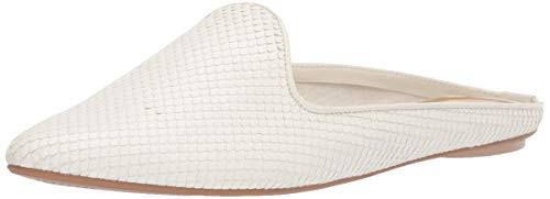 Dolce Vita Women's Grant Mule, Off White Sliced Leather, 9 M ()