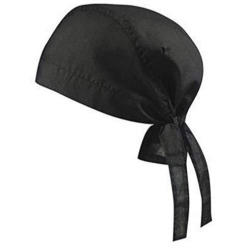 LBWNB Unisex Bandana Cap Headscarf Biker Hat Pirate Cloth In Sport Bicycle Bandana Cap 100% Cotton