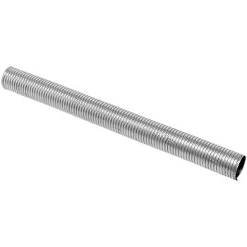 Walker 1-3//4 Diameter x 6 Length Galvanized Flexible Exhaust Tube 46972