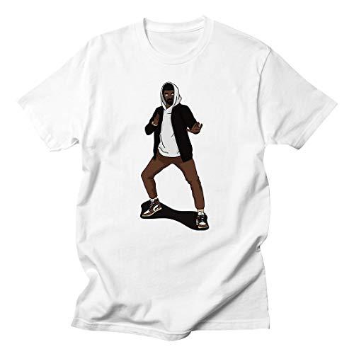 09b0960da3f580 Custom T Shirt Matching Style of Travis Scott x Air Jordan 1 Retro JD  1-40-5-WHITE-2XL