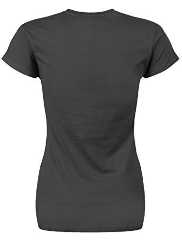 Game Of Thrones Damen T-Shirt All Men Must Die grau