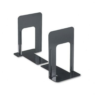 Jumbo Deluxe Metal Bookend (9) 4 Pairs/Sets
